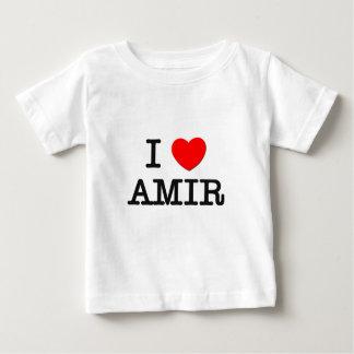 I Liebe-Emir Baby T-shirt