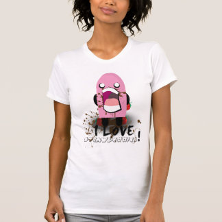 I LIEBE-ERDBEEREN! T-Shirt