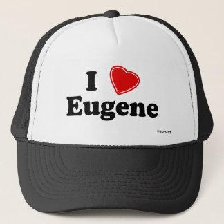 I Liebe Eugene Truckerkappe