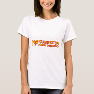 I Liebe Farmington, Nanometer T-Shirt
