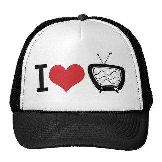 I Liebe Fernsehen Trucker Mütze