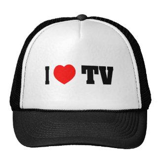 I Liebe Fernsehen Kappe
