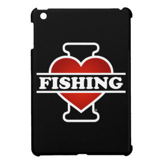 I Liebe-Fischerei iPad Mini Hülle