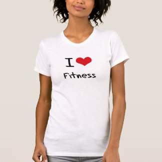 I Liebe-Fitness T-Shirt