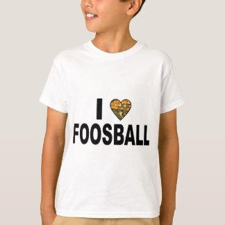 I Liebe Foosball T-Shirt