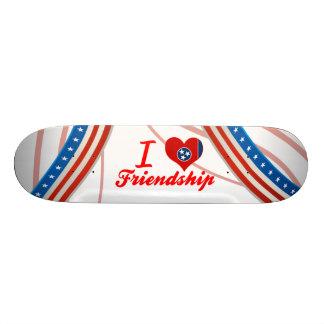 I Liebe-Freundschaft, Tennessee Personalisierte Skateboarddecks