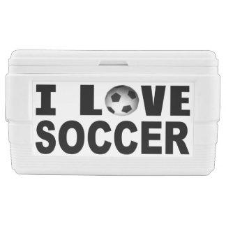 I Liebe-Fußball Eisbox