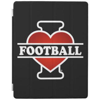 I Liebe-Fußball iPad Hülle