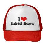 I Liebe gebackene Bohnen Truckercap