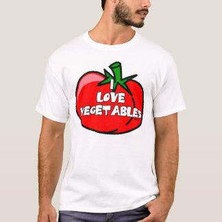 I Liebe-Gemüse T-Shirt