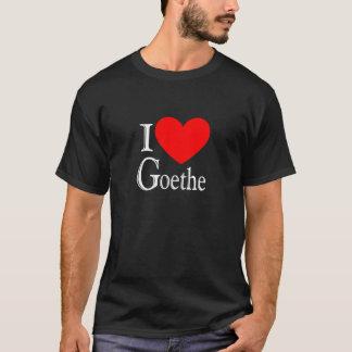 I Liebe Goethe T-Shirt