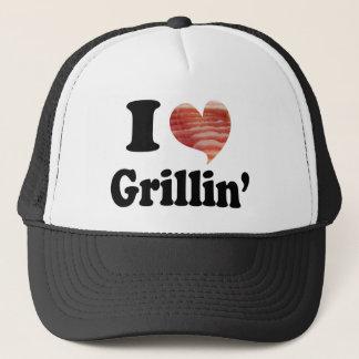I Liebe Grillin Truckerkappe