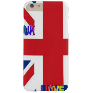 I LIEBE GROSSBRITANNIEN BARELY THERE iPhone 6 PLUS HÜLLE