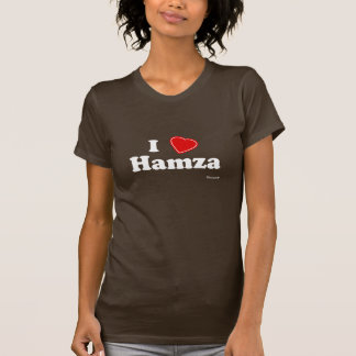 I Liebe Hamza T-Shirt