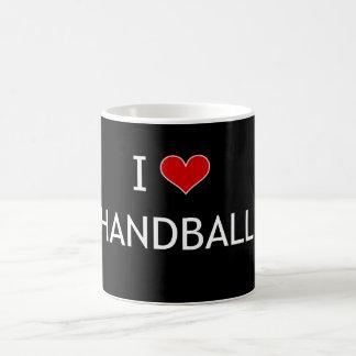 I Liebe-Handball Kaffeetasse