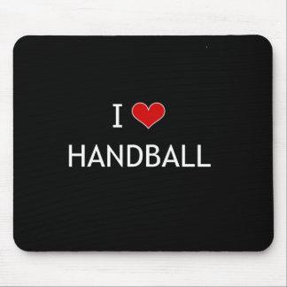 I Liebe-Handball Mauspads