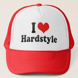 I Liebe Hardstyle Truckerkappe