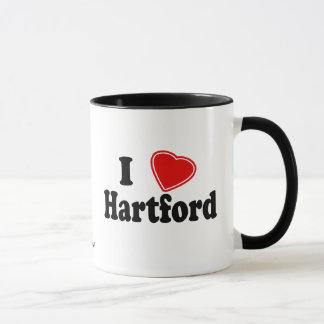 I Liebe Hartford Tasse