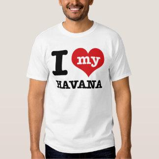 I Liebe Havana Hemden