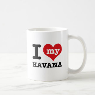 I Liebe Havana Kaffeetasse