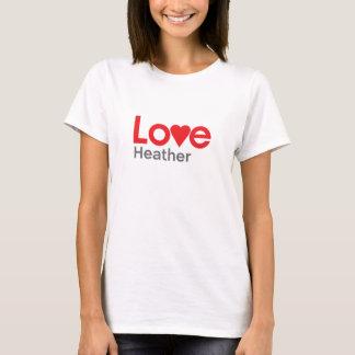 I Liebe-Heide T-Shirt
