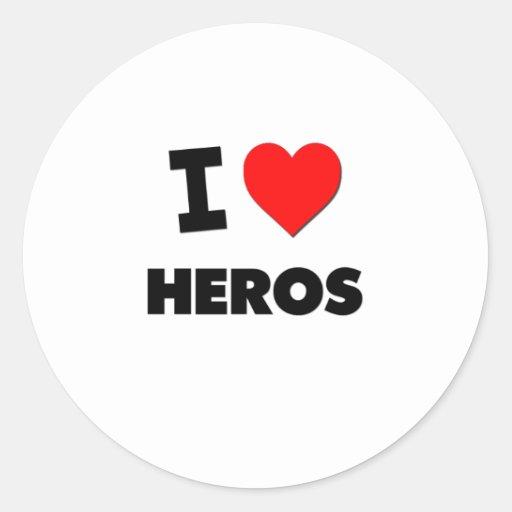 I Liebe-Helder Stickers