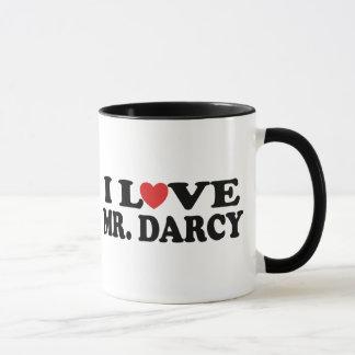 I Liebe-Herr Darcy Tasse