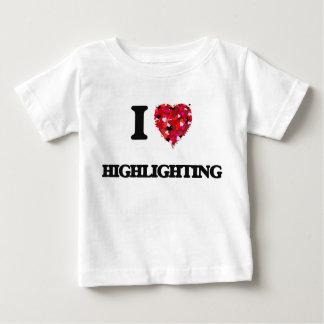 I Liebe-Hervorhebung T Shirt
