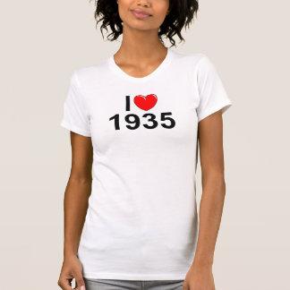 I Liebe (Herz) 1935 T-Shirt
