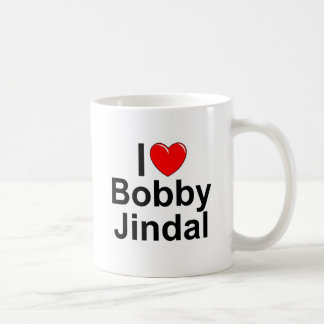 I Liebe (Herz) Bobby Jindal Kaffeetasse