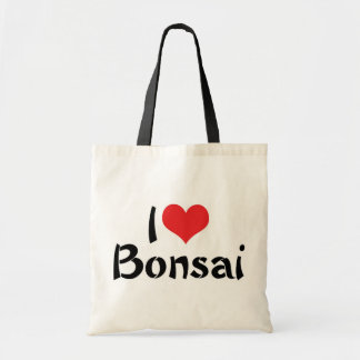I Liebe-Herz-Bonsais - japanischer Tragetasche