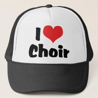 I Liebe-Herz-Chor Truckerkappe