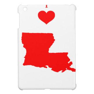 I Liebe (Herz) Louisiana iPad Mini Hülle
