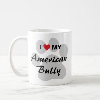 I Liebe (Herz) mein amerikanischer Tyrann Teetassen