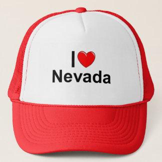 I Liebe (Herz) Nevada Truckerkappe