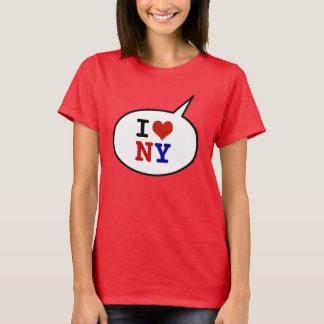 I Liebe - Herz New York T-Shirt