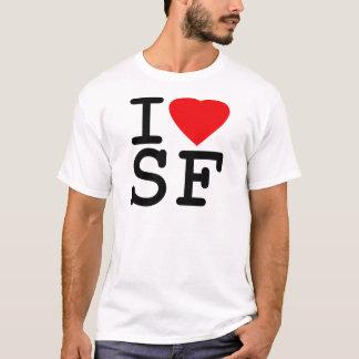 I Liebe-Herz San Francisco T-Shirt