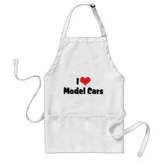 I Liebe-Herz-vorbildliche Autos - vorbildliches Schürze