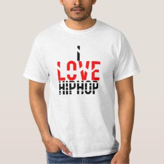 I Liebe HipHop - T-Shirt