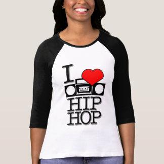 I Liebe HIPHOP T-Shirt