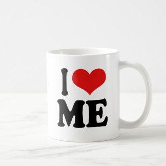 I Liebe ich Kaffeetasse