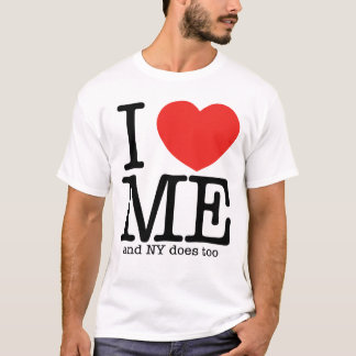 I Liebe ich (und NY tut auch) T-Shirt