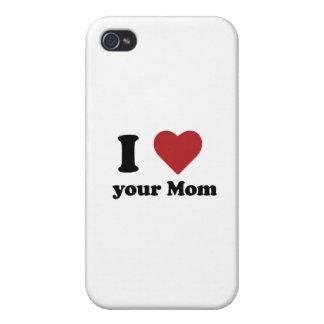I Liebe Ihre Mamma iPhone 4/4S Hülle
