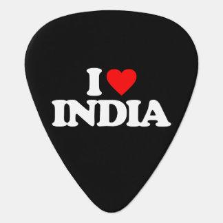I LIEBE INDIEN PLEKTRON