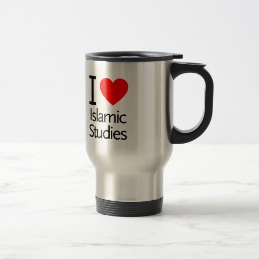 I Liebe-islamische Studien Teetasse
