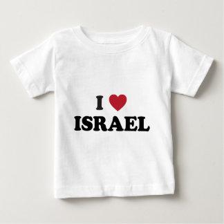 I Liebe Israel Baby T-shirt