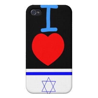 I Liebe Israel iPhone 4 Cover