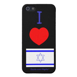 I Liebe Israel iPhone 5 Cover