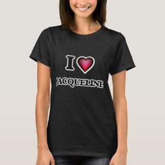 I Liebe Jacqueline T-Shirt