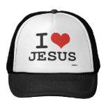 I Liebe Jesus Baseball Cap